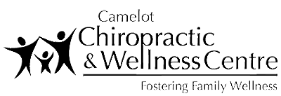 Camelot Chiropractic Sticky Logo Retina