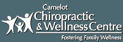 Camelot Chiropractic Retina Logo