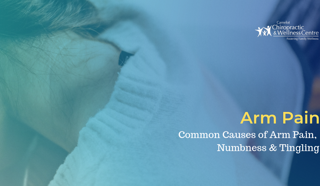 Common Causes of Arm Pain, Numbness or Tingling