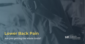 Lower Back Pain - Knightdale Chiropractor