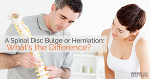 spinal disc bulge or herniation what is the difference camelot chiropractic centre knightdale nc